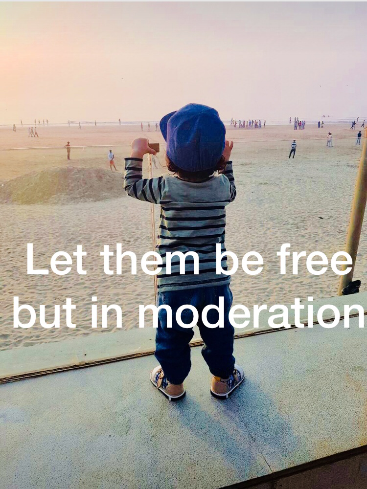 children given too much freedom But society as a whole does not take children's freedom seriously  the idea  that children were too vulnerable to be allowed to take risks had.